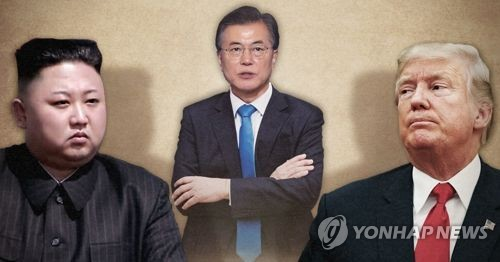 文대통령 방미…북미불협화음 '중재' 비핵화 '기로'