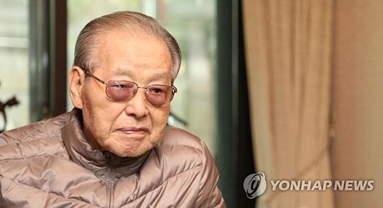 김종필 전 국무총리 별세…향년 92세